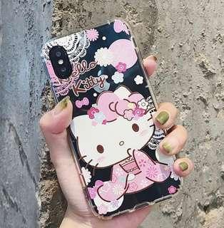 🚚 (INSTOCK) BN IPHONE XS MAX SOFT TPU HELLO KITTY CASE