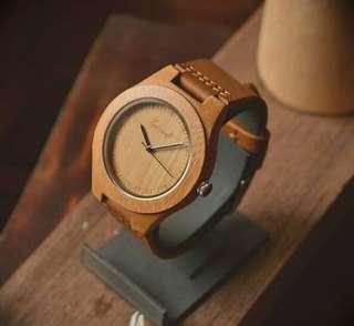 Selasar wooden watch