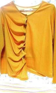 多功能造型襯衫(外套) stylist tee/ jacket