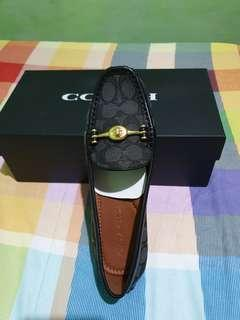 Original coach shoes loafer