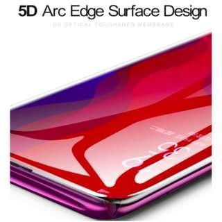Samsung S10 / plus e Fingerprint UV Tempered Glass TPU Film