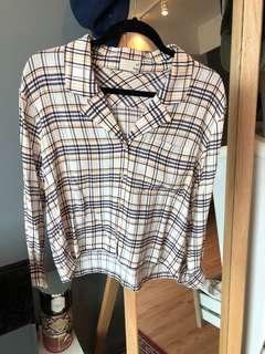 NEVER WORN Wilfred/Aritzia blouse