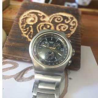 Used Swatch Irony Limited Edition