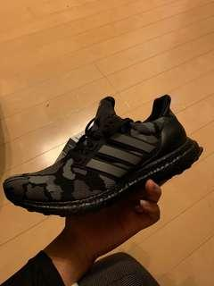 🚚 UB BAPE US9 bnib from Japan ultraboost