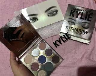 Brand new Kylie Kyshadow Holiday Pallette Authentic