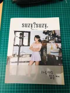 MISS A SUZY- [SUZY?SUZY.] Pictorial 1st 280p Photo Book