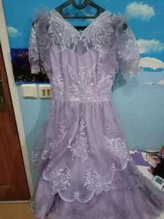 Dress Purple preloved