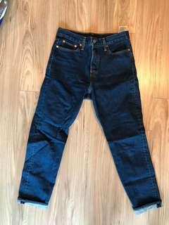 NEVER WORN Levi jeans
