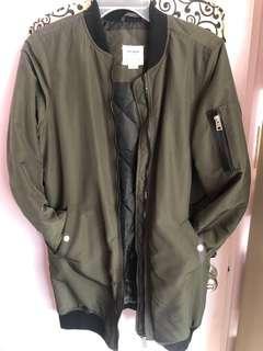 Mendocino Vero Moda long Bomber Jacket