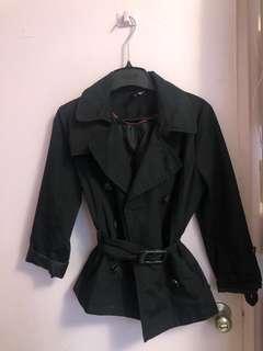 H&M 3/4 sleeved jacket