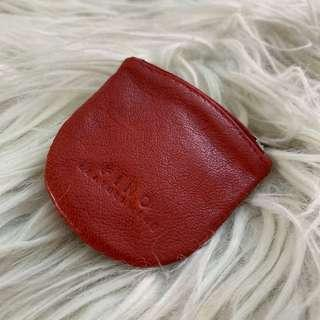 Fino Leatherware Coin Purse