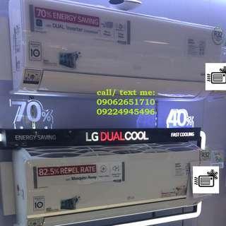 Brand New LG Split Type Aircon