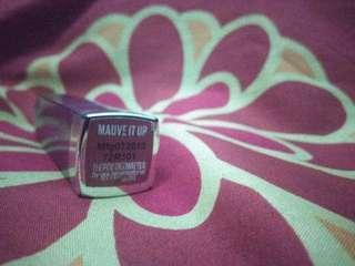 Lipstick Maybelline the powdermattes Mauve it up
