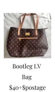 Bootleg LV Handbag