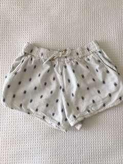 Seed Cotton Shorts