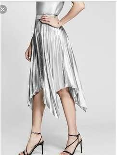 Guess Marciano metallic skirt, size 6