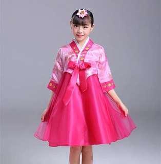 🚚 Instock Korean Hanbok Korea Costume