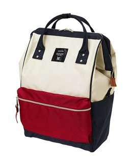 Anello Polyester Canvas Backpack - Tri