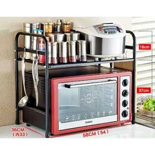 Brand new Stainless Steel Microwave Rack