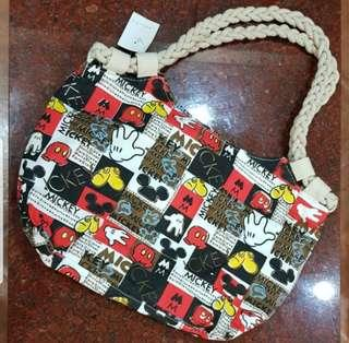 🚚 New Mickey Mouse Ladies Handbag