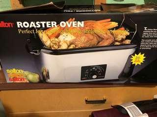 Salton Roaster oven