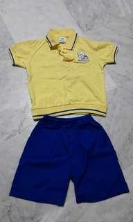 NurtureStars Uniform Set (Boy)