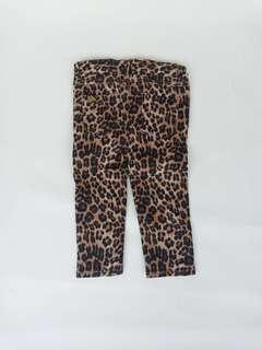 JUICY COUTURE Kids Leopard Print Trousers