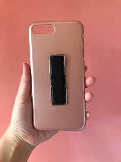 iPhone 7/8 Plus Blush Pink iPhone Case w/ Holder