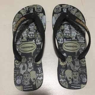 Havaianas Slippers EU41/42 US7/8 unisex