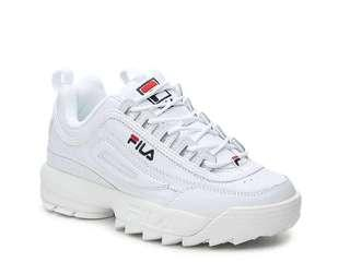 🚚 BNIB DISRUPTOR II Leather Shoes