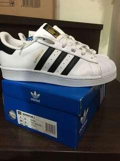 🚚 Adidas superstar 經典金標