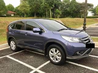 Honda CRV for sale!