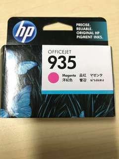 HP Printer Ink Officejet 935 Magenta