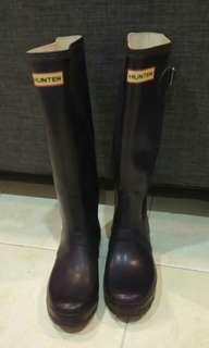 Hunter Tall Boots (Preloved)