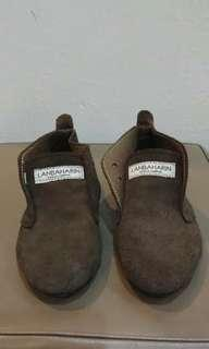 LAN BAHARIN Leather Boots for Kids
