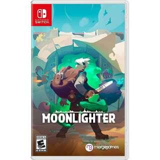Moonlighter Switch game