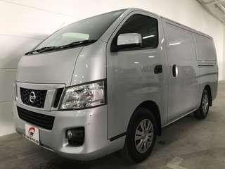 Nissan NV350 2.5