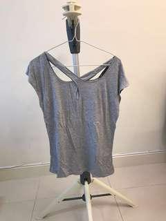 Women's AX knitted top