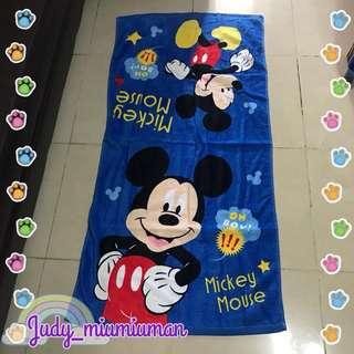 米奇Mickey 沙灘浴巾