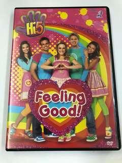 🚚 Hi-5 dvd (feeling good)