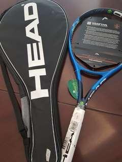 Head tennis racket adaptive tuning kit .. instinct sale 30%