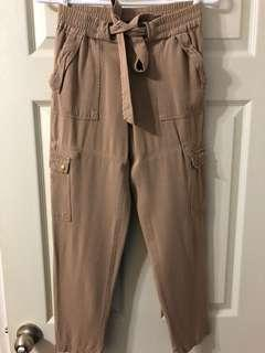 Dynamite paperbag pants