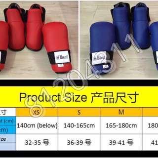 🚚 Taekwondo Sparing Gloves (Hand & Foot)