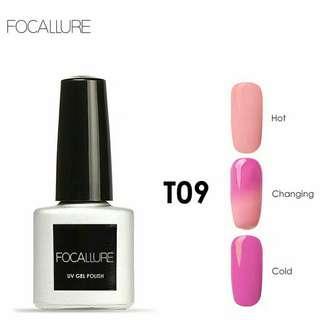 Kutek focallure..warna bisa berubah berdasarkan suhu