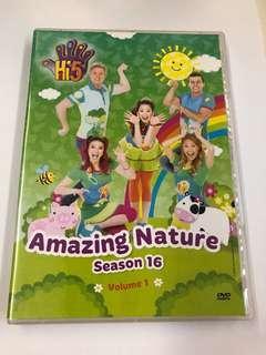 🚚 Hi-5 dvd (amazing nature)