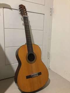 Gitar Akustik Yamaha Original