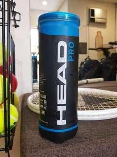 Head tennis ball sale less 5%