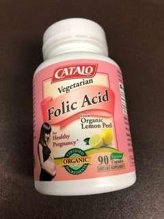 Catalo Vegetarian Folic Acid