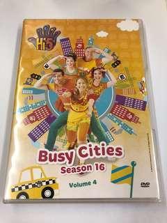🚚 Hi-5 dvd (busy cities)