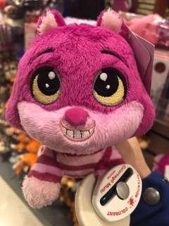 {法國代購}巴黎Disneyland🏰代購 【Mini Cheshire Cat Soft toy】 【迷你妙妙貓公仔】